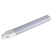 6W LED BLS 2 Pin - G23, 4000K