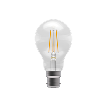 4W LED Filament Clear GLS Dimmable - BC, 2700K