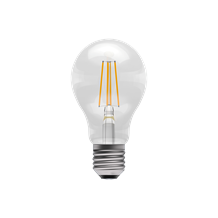 4W LED Filament Clear GLS Dimmable - ES, 2700K