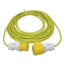 1. Extension Lead 110v 1.5mm Yellow