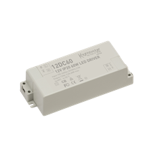 12DC60 IP20 12V 60W DC LED Driver - Constant Voltage