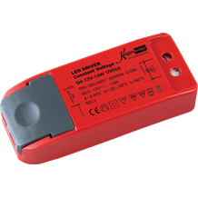 12VDCA IP20 12V 12W LED Driver - Constant Voltage