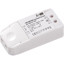 1W350A IP20 350mA 12W LED Driver - Constant Current