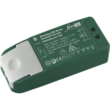 1W350DA IP20 350mA 12W LED Dimmable Driver - Constant Current