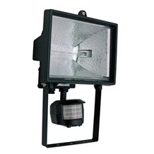 400W Flood c/w PIR & Lamp