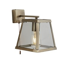 VOYAGER 1LT WALL LIGHT - AB