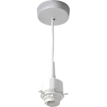 "6"" 18W Low Energy Pendant Set 3 -Plate G24"