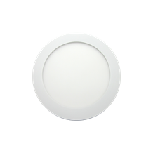 15W ARIAL Round LED Panel - 200mm, 4000K, Emergency