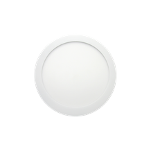 18W ARIAL Round LED Panel - 240mm, 4000K, Emergency