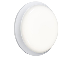 BL20LEDE 230V IP54 20W Round LED Emergency Bulkhead