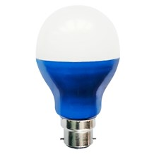 5W LED Blue GLS - BC, Outdoor