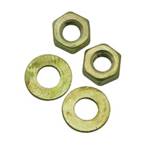 Brass Washer 4mm