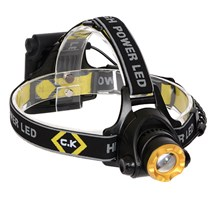 C.K LED Head Torch 200 lumens