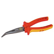 C.K RedLine VDE 45º Bent Nose Pliers 200mm