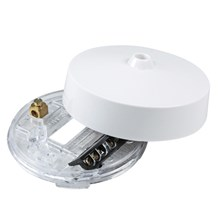 Ceiling Rose 5Amp 3 Terminal + Earth to BS67