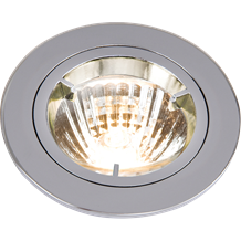 DIE-CAST LV DOWNLIGHT - 50mm CHROME