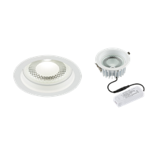 CRDL10 230V 10W COB LED Recessed Commercial Downlight 4000K