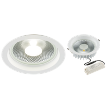 CRDL30 230V 30W COB LED Recessed Commercial Downlight 4000K