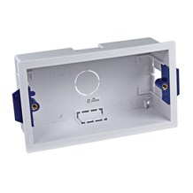 Dry Lining Box 2 Gang to BS5733