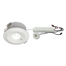 EMPOWERW2 230V IP20 3W LED Emergency Downlight (maintained/non-maintained) 3000K