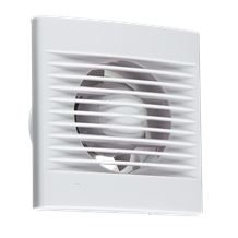 "100MM/4""  Extractor Fan with Overrun Timer"