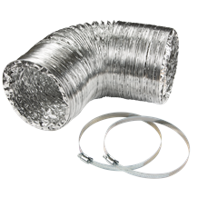 "150MM/6"" Aluminium Ducting Kit"