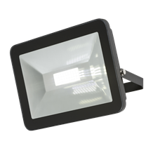 FLF80 230V IP65 80W LED Black Die-Cast Aluminium Floodlight 4000K