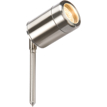 230V IP65 GU10 35 Watt max. Stainless Steel Garden Spike Light