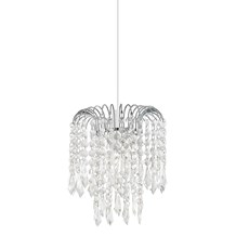 Levens Clear Acrylic Droplets Non Electric Pendant Endon NE-LEVENS-CH