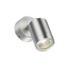 230V IP65 3W LED Adjustable Wall Light
