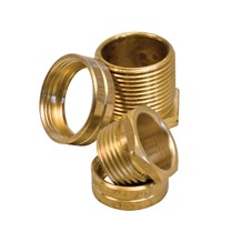 Male Brass Bush Long 32mm