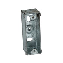 Metal Box Architrave Switch Single to BS4662