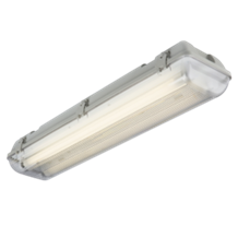 NCLB25 230V IP65 T8 Twin LED Ready Anti-Corrosive Fitting (5ft)