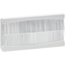 NETBR4GW Brush Module 100 x 50mm - White