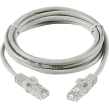 10m UTP CAT5e Networking Cable - Grey