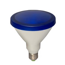 15W LED PAR 38 External - ES, Blue