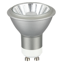 6W Pro LED Halo Dimmable GU10 - 4000K, 36° Beam