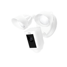 Ring Floodlight Cam - White