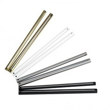 30 POLISHED BRASS DROP ROD