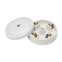 20A Junction Box 4-Terminal - White (59mm)