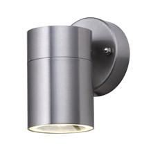 Stainless Steel Ip44 Outdoor Tube Light With Clear Glass