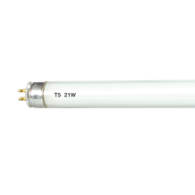 T521TUBE 230V 21W T5 Fluorescent Tube 862mm Cool White 3500K