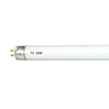 T528TUBE 230V 28W T5 Fluorescent Tube 1163mm Cool White 3500K