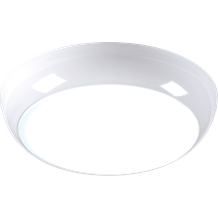 TPB14LEDA 230V IP44 14W LED Bulkhead with Sensor/Dimming Function 6000K