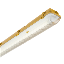 110V IP65 1x58W HF Single Non-Corrosive Emergency Fluorescent Fitting