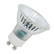 6W Pro LED Halo Glass GU10 Dimmable - 36°, 2700K