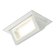 230V 30W Rectangular Recessed LED Wallwasher
