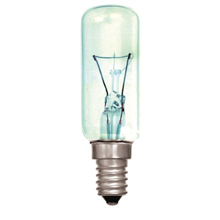 40W Cooker Hood Lamp- SES Clear