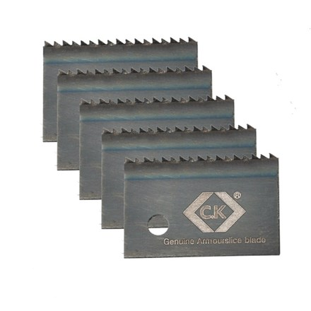 C.K ArmourSlice Spare Blades (Pack of 5)