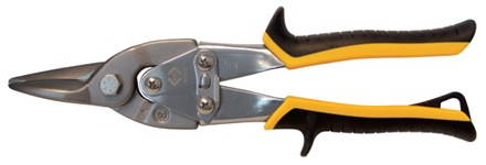 C.K Compound Action Snips Straight